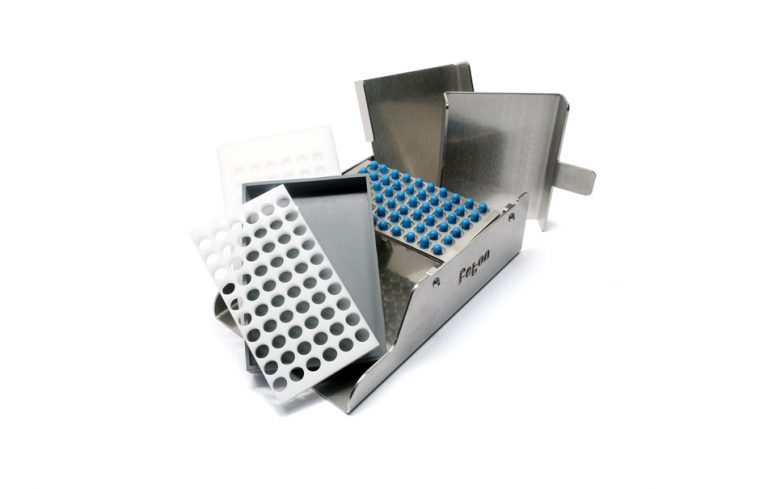 Coater60: Kit allowing to coat 60 capsules at a time with an enteric solution